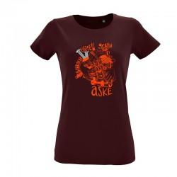 Camiseta orgánica entallada...